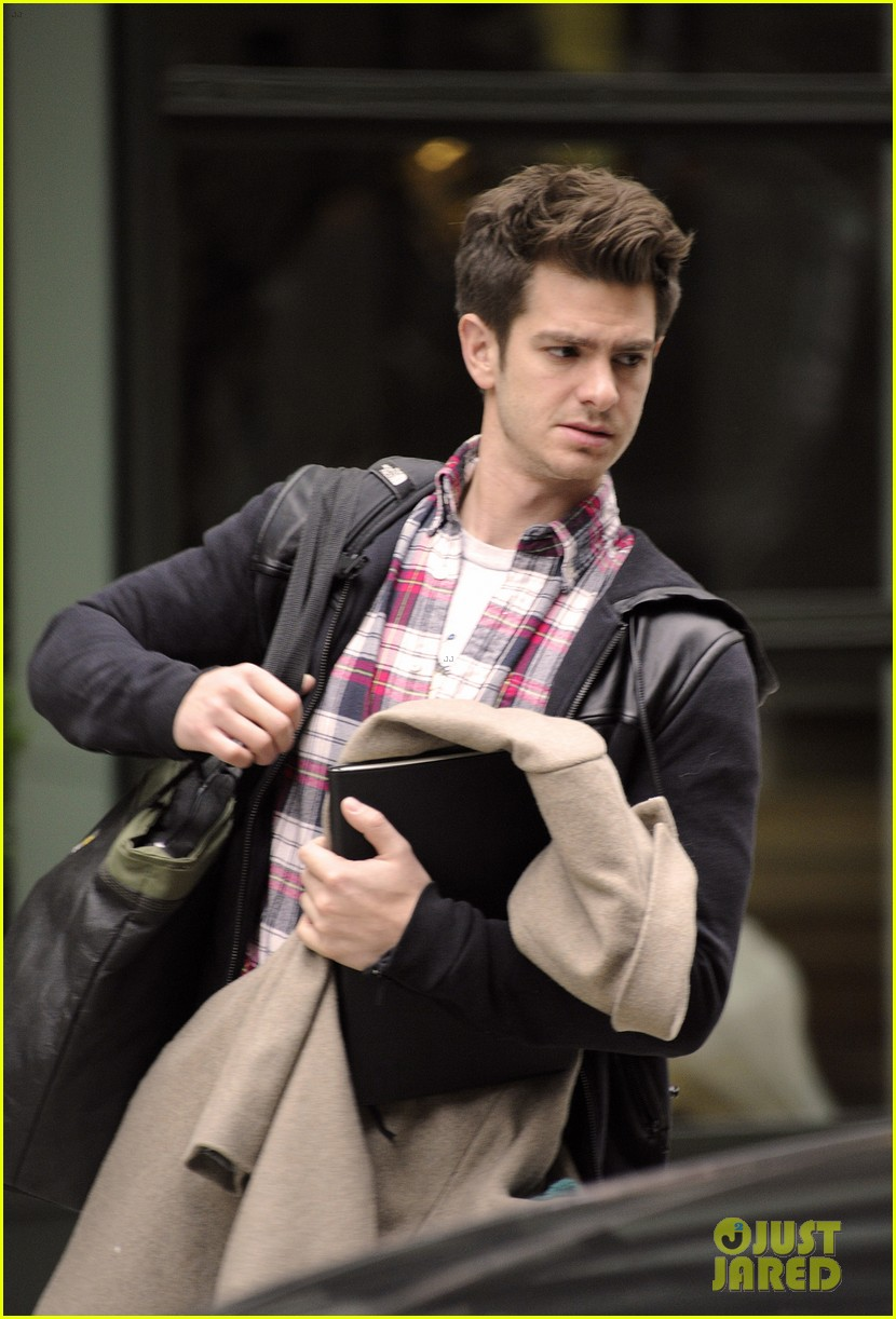 andrew garfield instant chemistry with emma stone 07