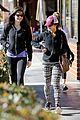 vanessa hudgens studio city hike with stella 05