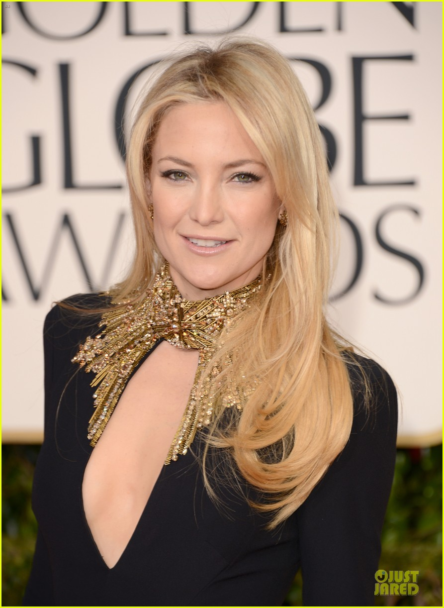 kate hudson golden globes 2013 red carpet 042791011