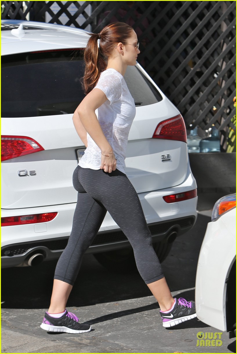 minka kelly west hollywood wednesday 13