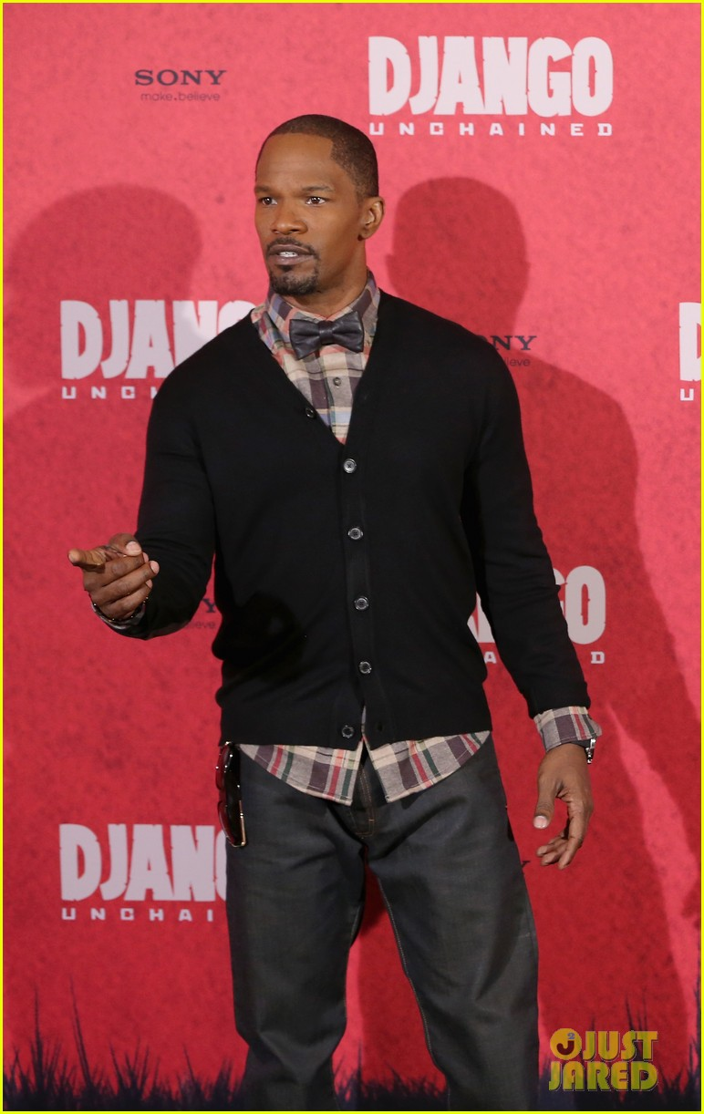 kerry washington jamie foxx django berlin photo call 17