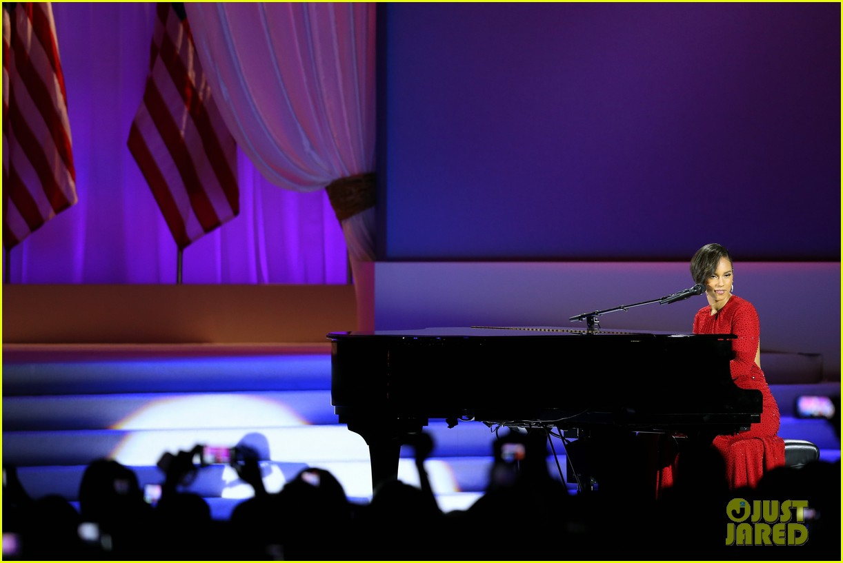 alicia keys inaugural ball performance 07