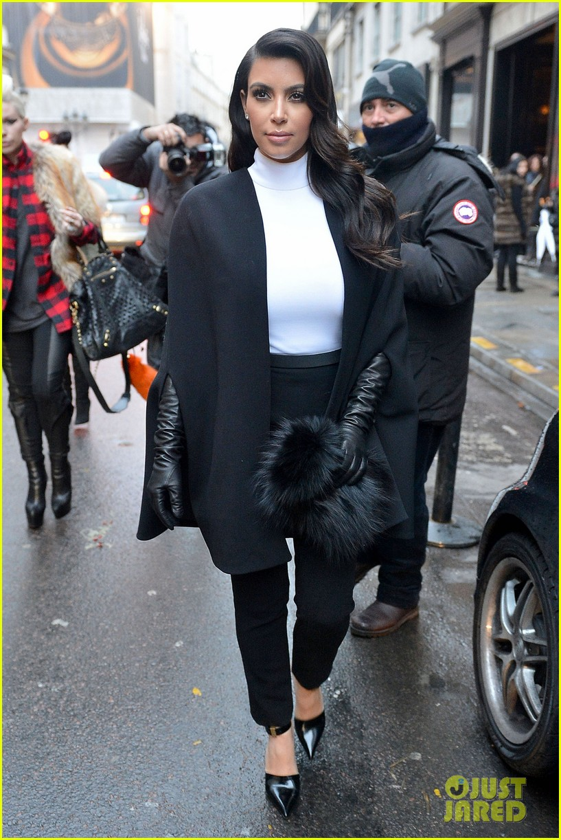 kim kardashian kanye west perfect night in paris 062797410