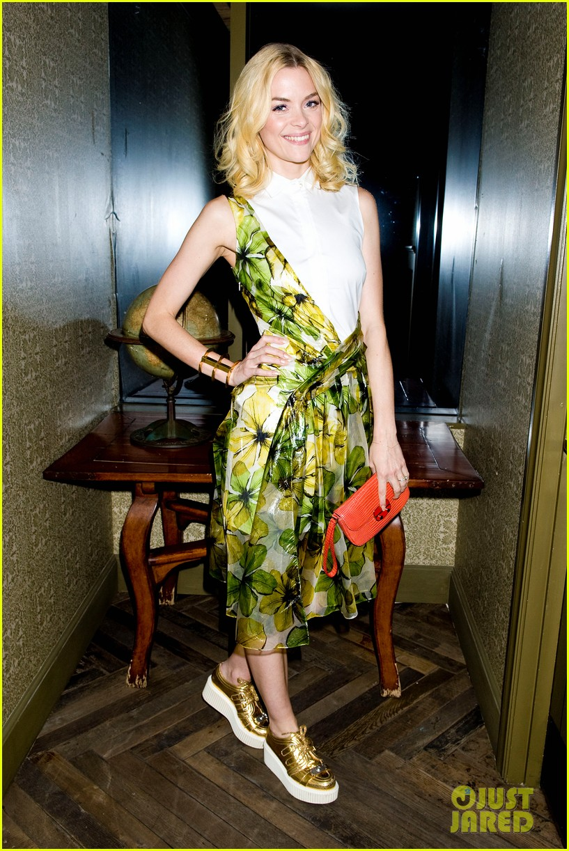 jaime king chateau marmont with kyle newman 05