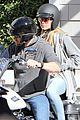 heidi klum martin kirsten motorcycle couple 11