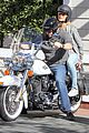 heidi klum martin kirsten motorcycle couple 14