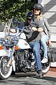 heidi klum martin kirsten motorcycle couple 15
