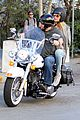 heidi klum martin kirsten motorcycle couple 19