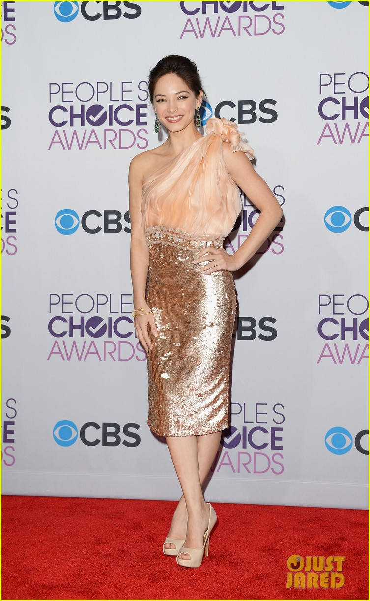 kristin kreuk jay ryan peoples choice awards 2013 162788075