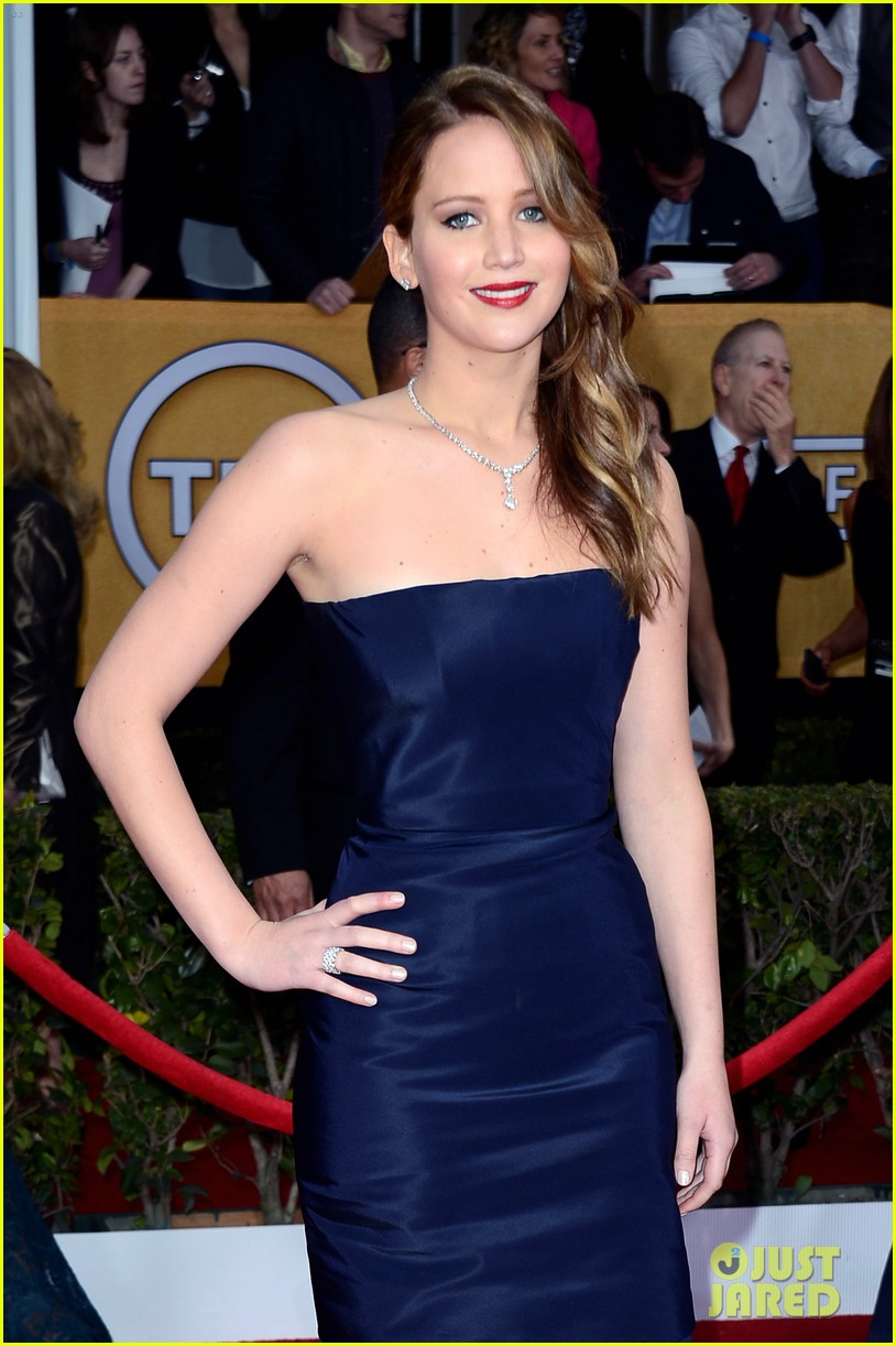 jennifer lawrence sag awards 2013 03