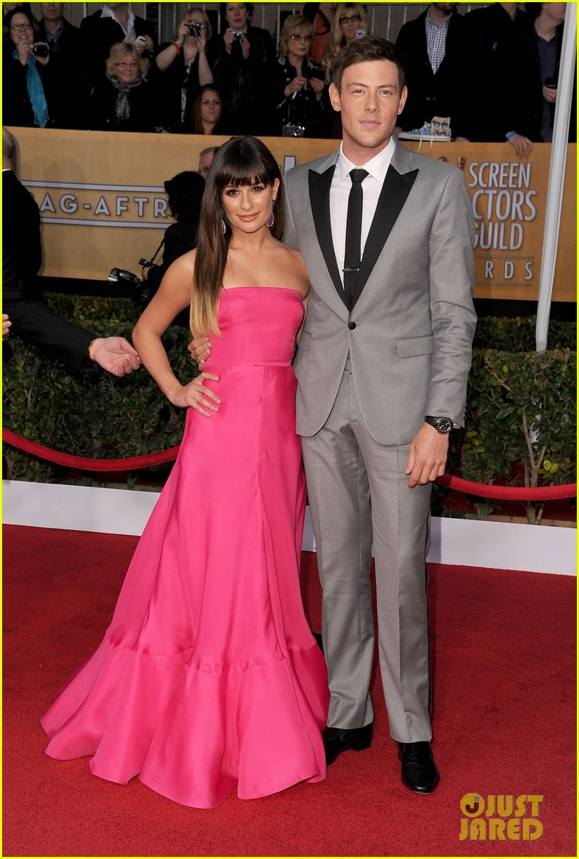 lea michele sag awards 2013 042799810