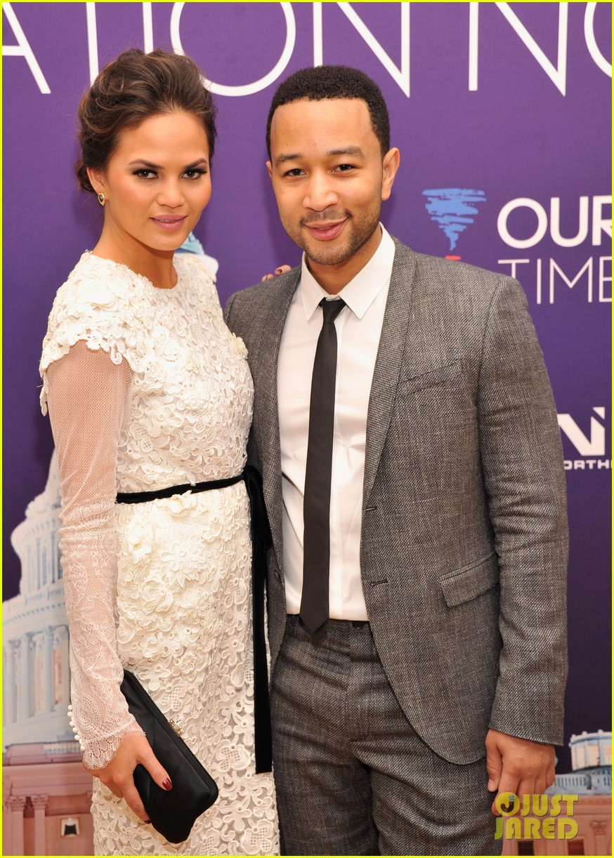 john legend chrissy teigen inaugural youth ball 13
