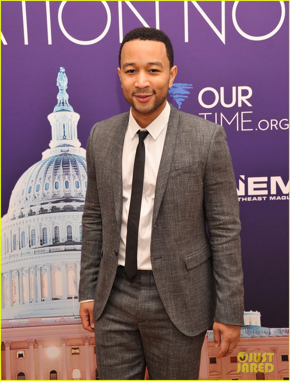 john legend chrissy teigen inaugural youth ball 22