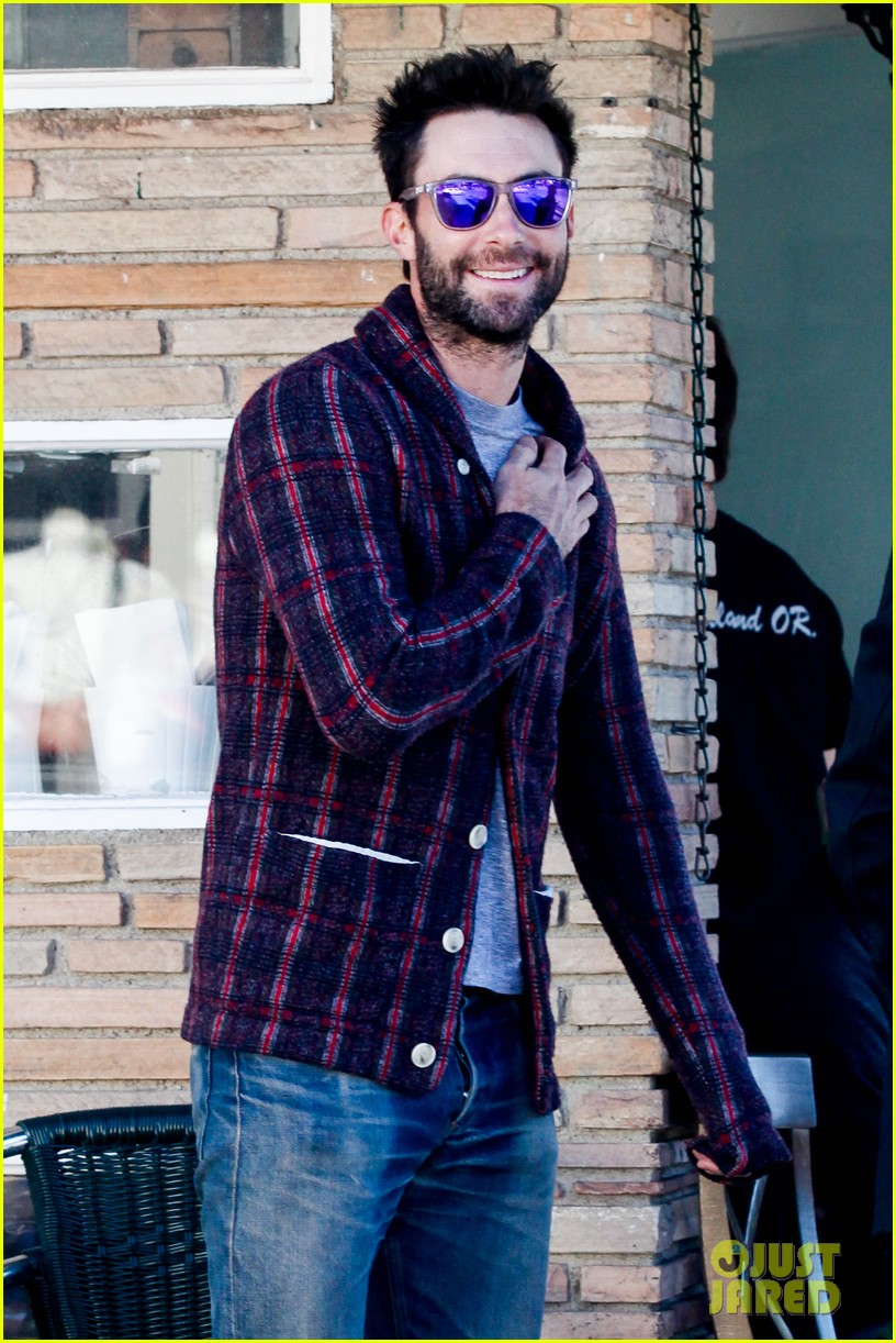 adam levine kmart clothing line in the works 09