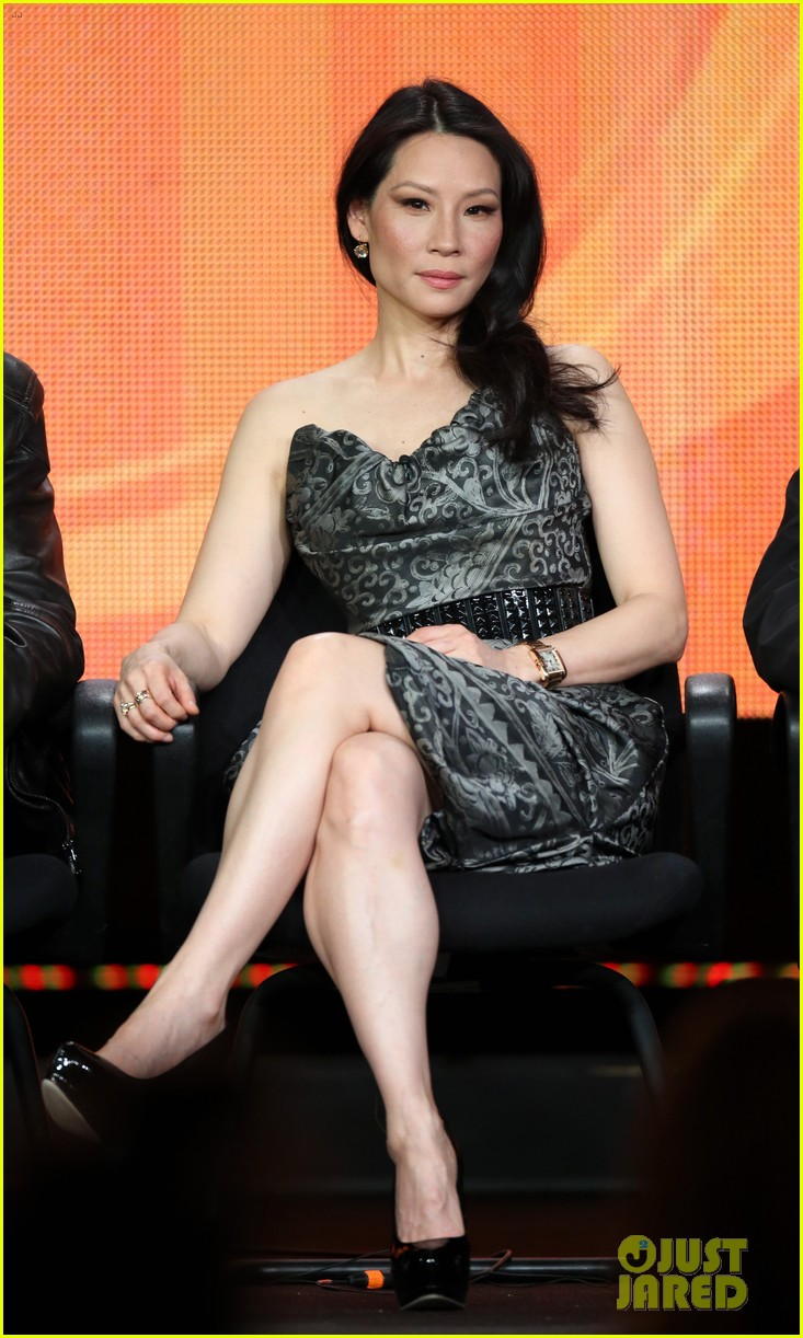 lucy liu theo james cbs tca panel 03