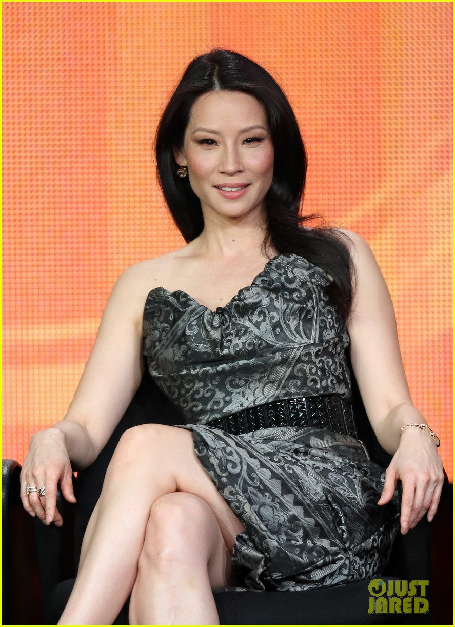 lucy liu theo james cbs tca panel 052790374