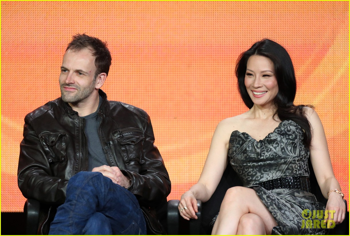 lucy liu theo james cbs tca panel 09