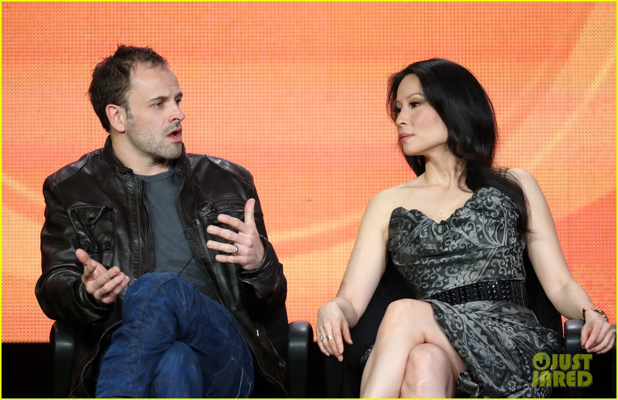 lucy liu theo james cbs tca panel 19