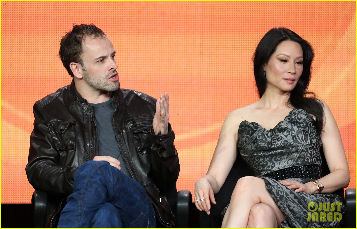 lucy liu theo james cbs tca panel 20