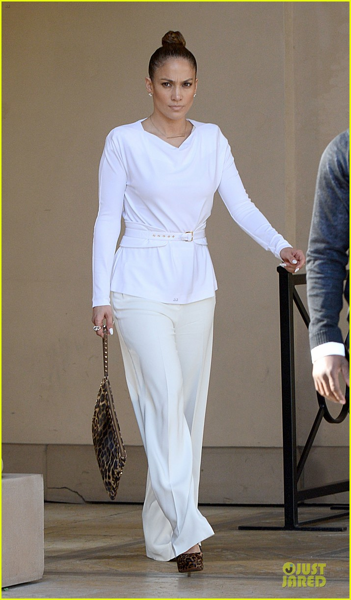 jennifer lopez bouchon lunch with benny medina 01