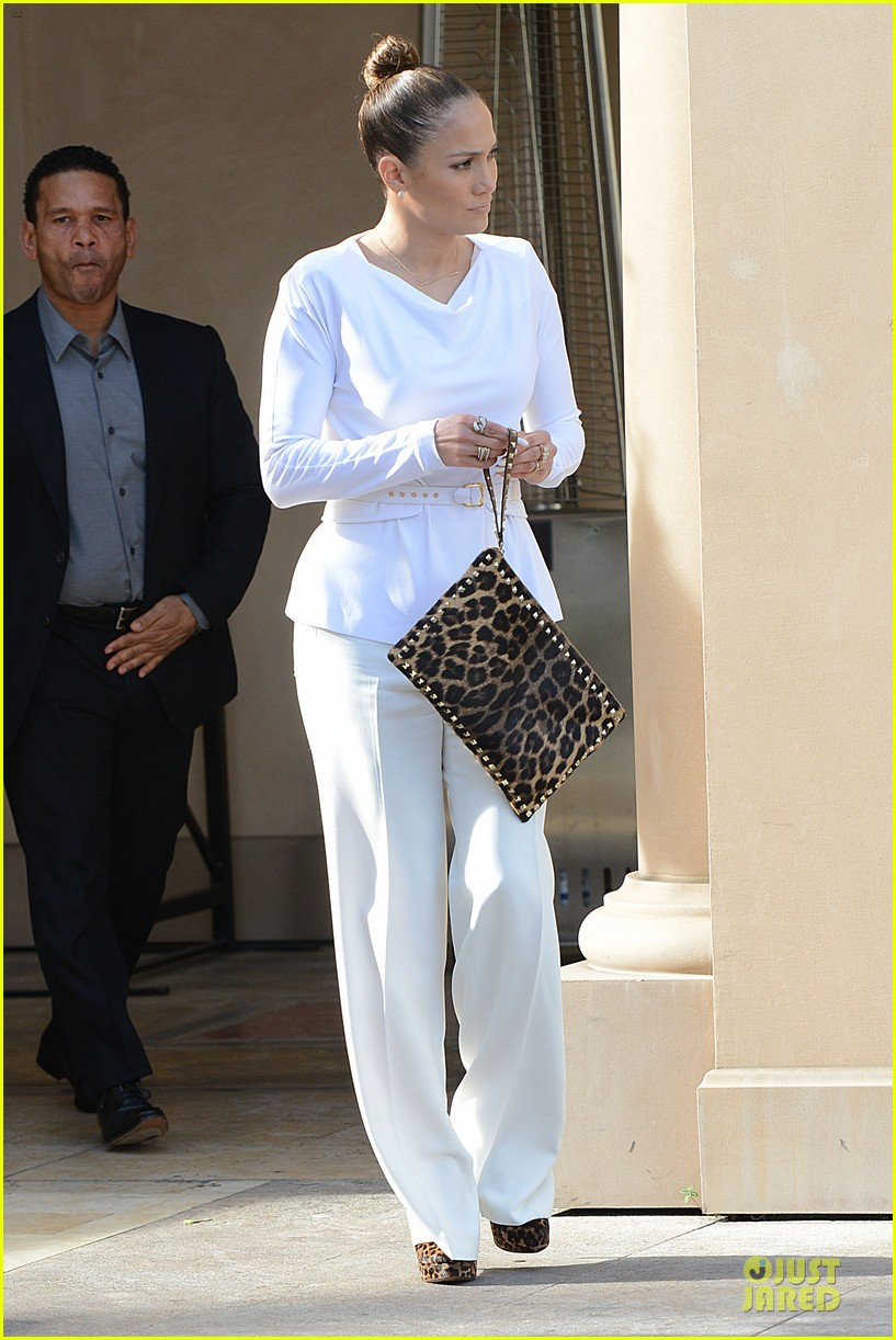 jennifer lopez bouchon lunch with benny medina 03