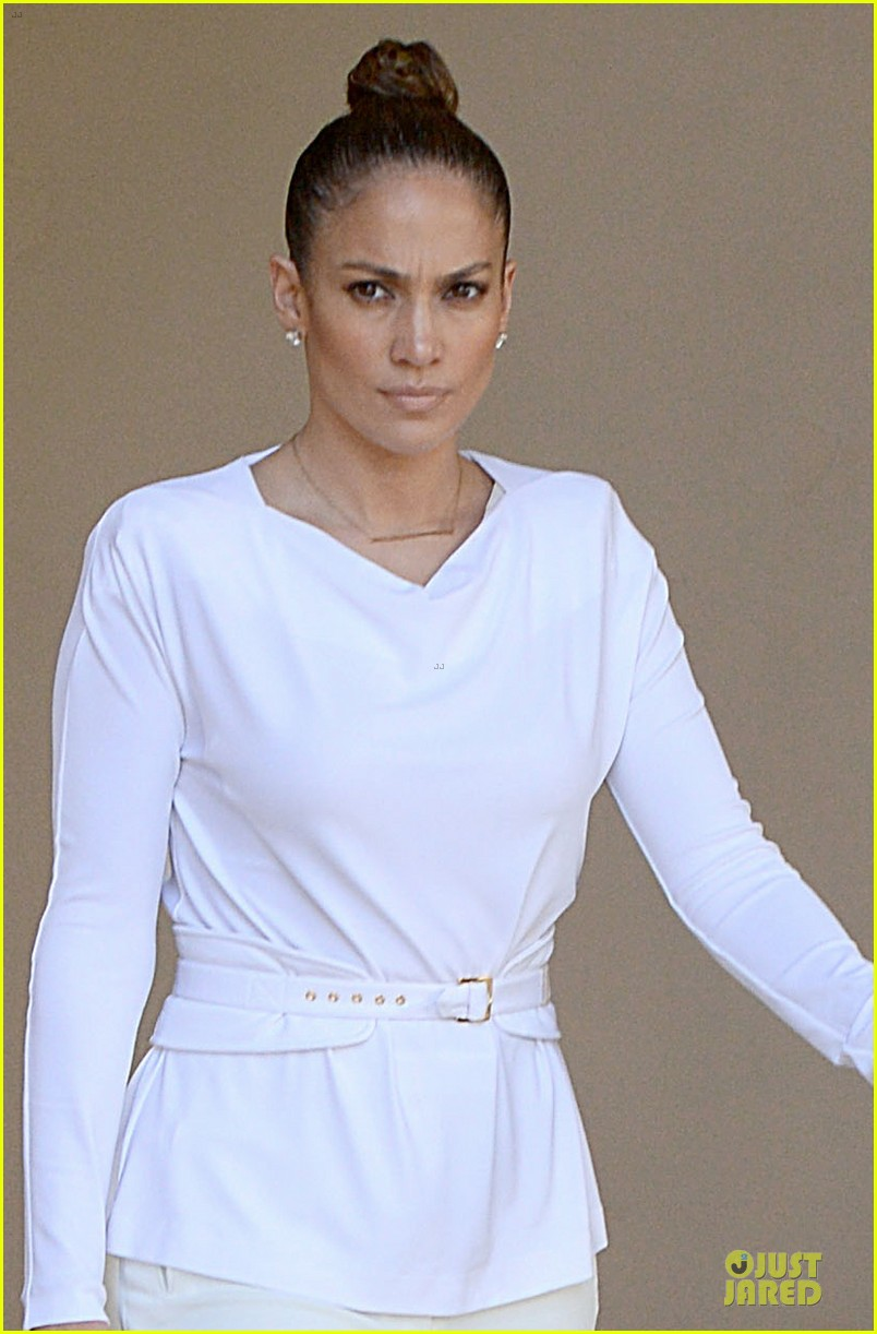 jennifer lopez bouchon lunch with benny medina 04