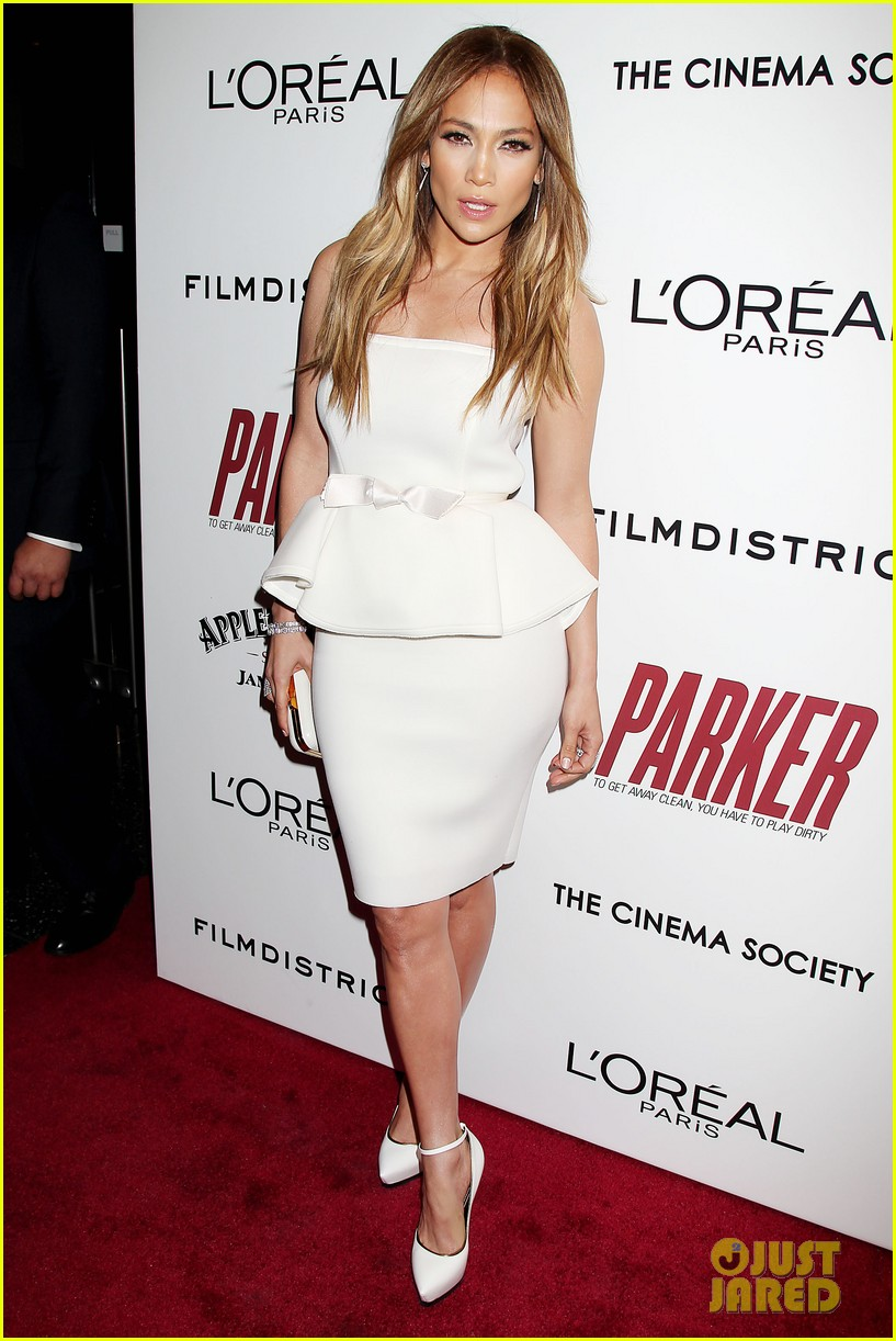 jennifer lopez jason statham parker premiere 18