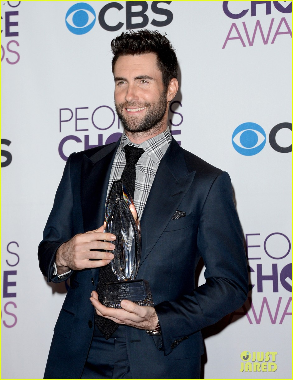 adam levine peoples choice 2013 04