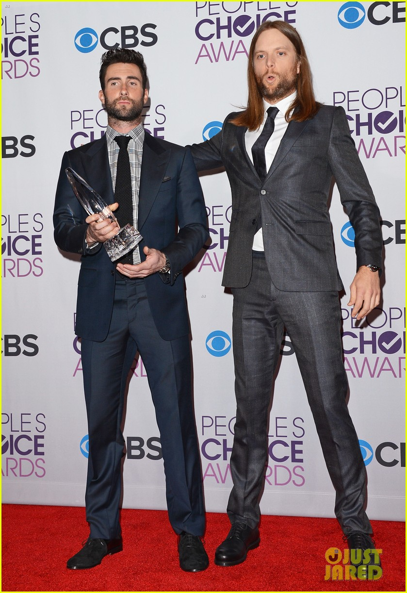 adam levine peoples choice 2013 162787904