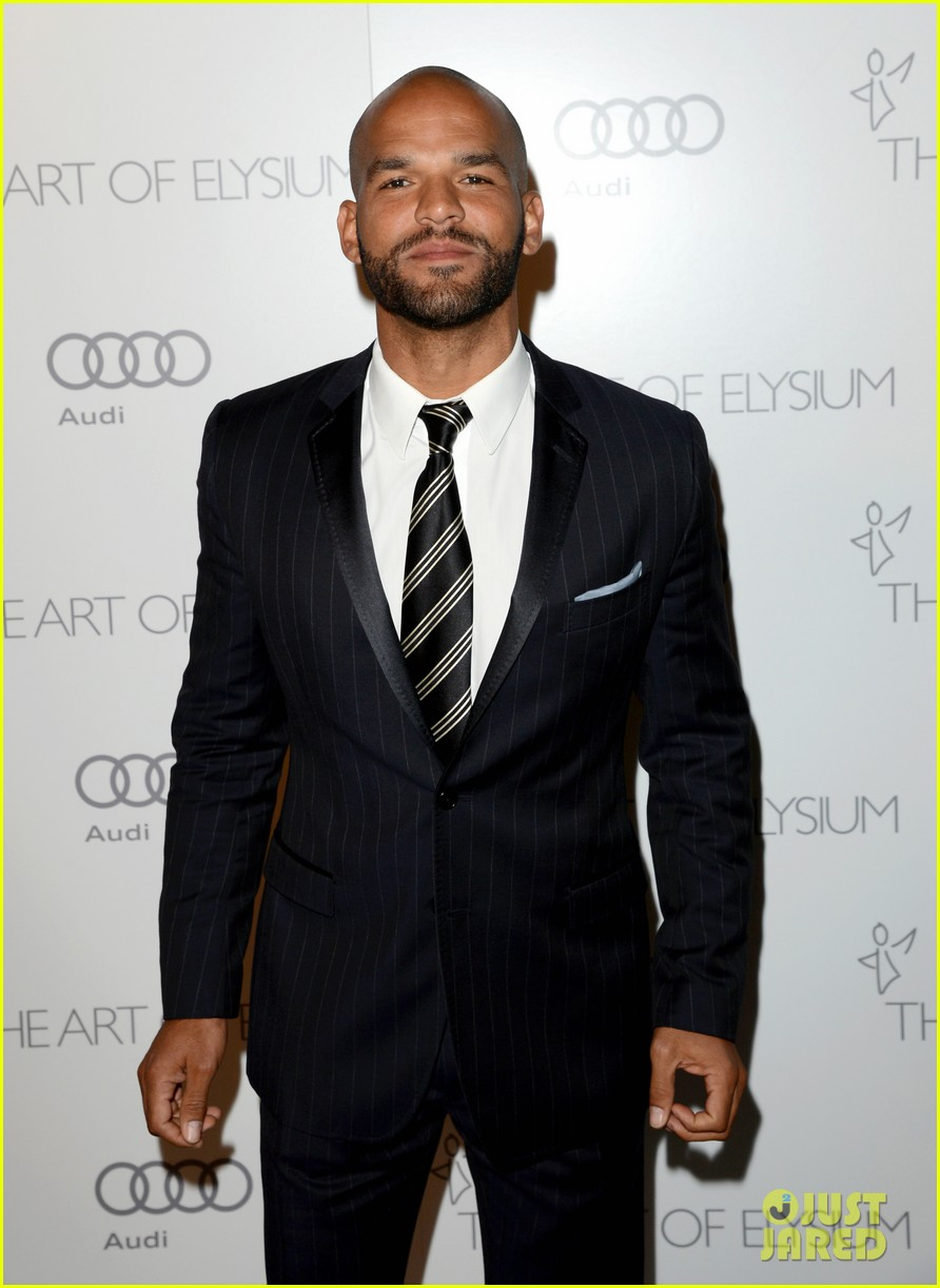joe manganiello amaury nolasco art of elysium gala 23
