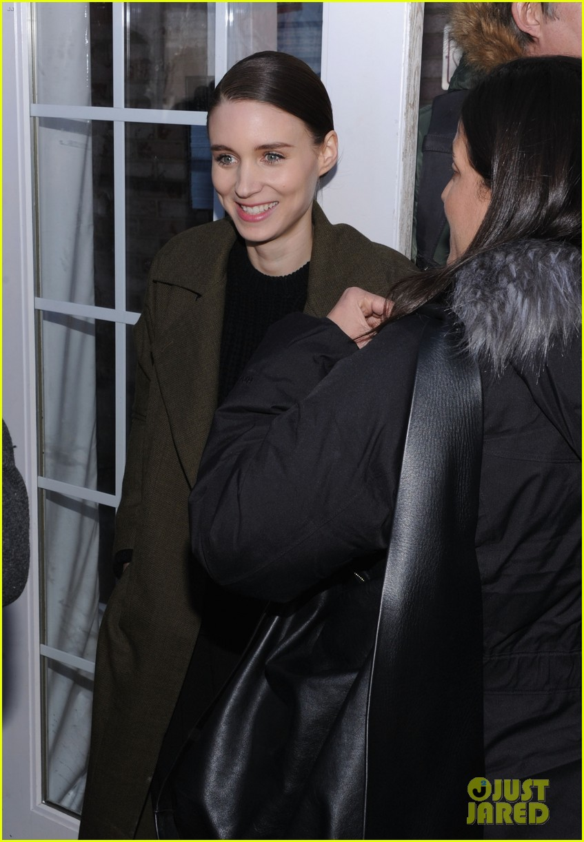 rooney mara aint them bodies saints premiere portraits 04