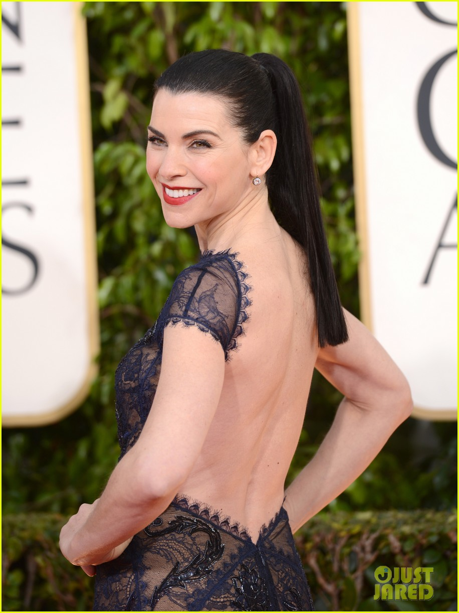 julianna margulies golden globes 2013 red carpet 08