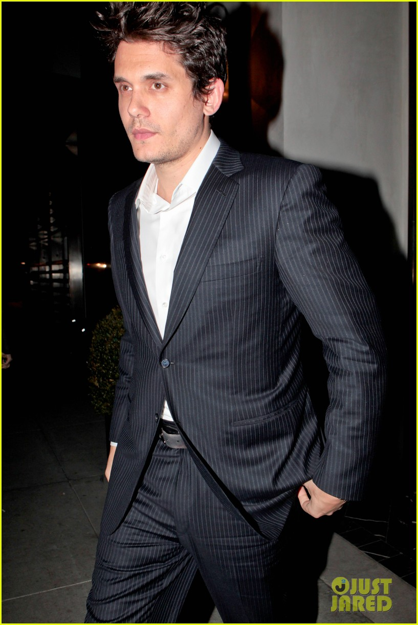 john mayer saturday night at spago 042790747