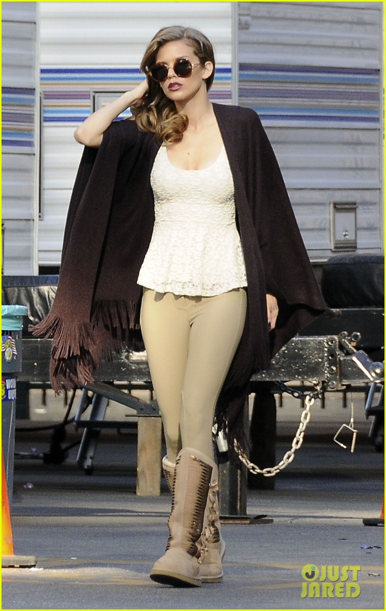 annalynne mccord i could dress up like this every day 072793707