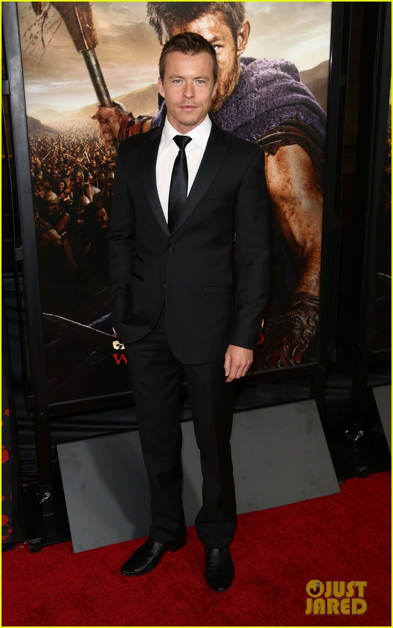 liam mcintyre spartacus war of the damned premiere 092797233