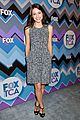 lea michele tca fox all star party with glee cast 17