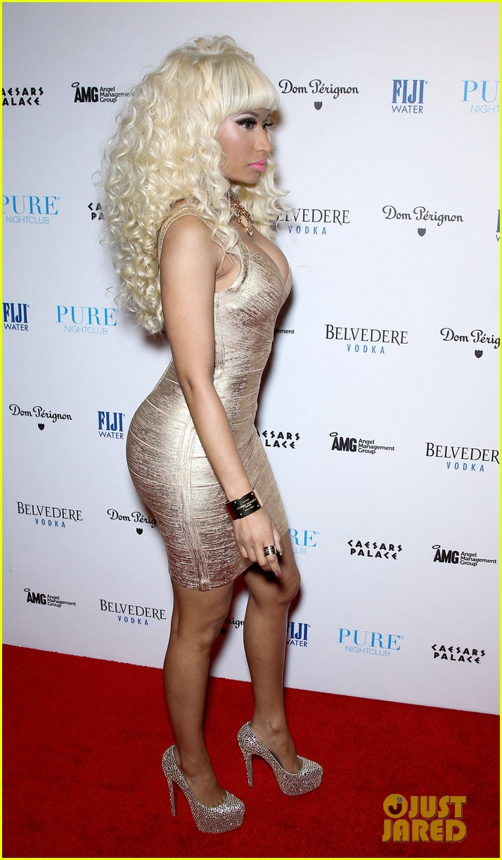 nicki minaj new years eve affair in las vegas 10