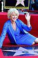 helen mirren receives star on hollywood walk of fame 03