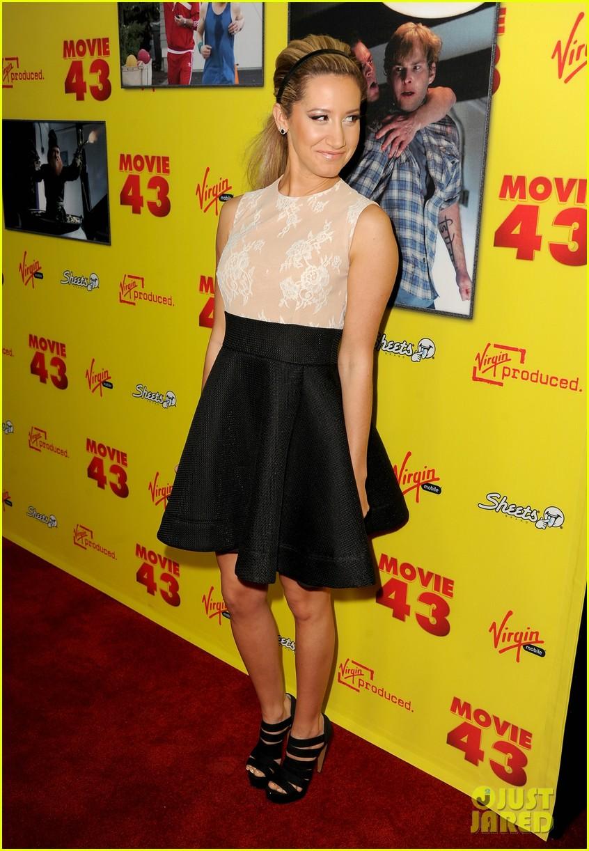 chloe moretz ashley tisdale movie 43 premiere 22