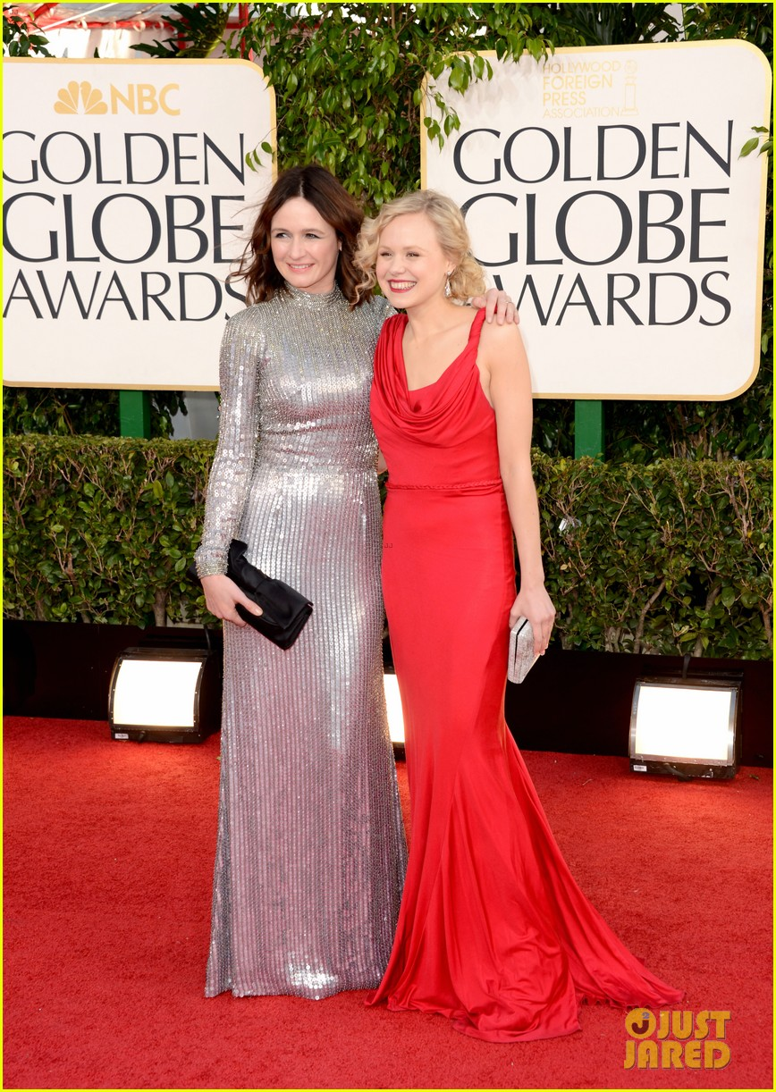 newsroom cast golden globes 12