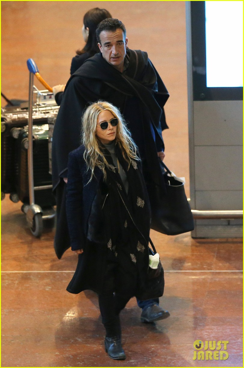 mary kate olsen olivier sarkozy charles de gaulle couple 012786881