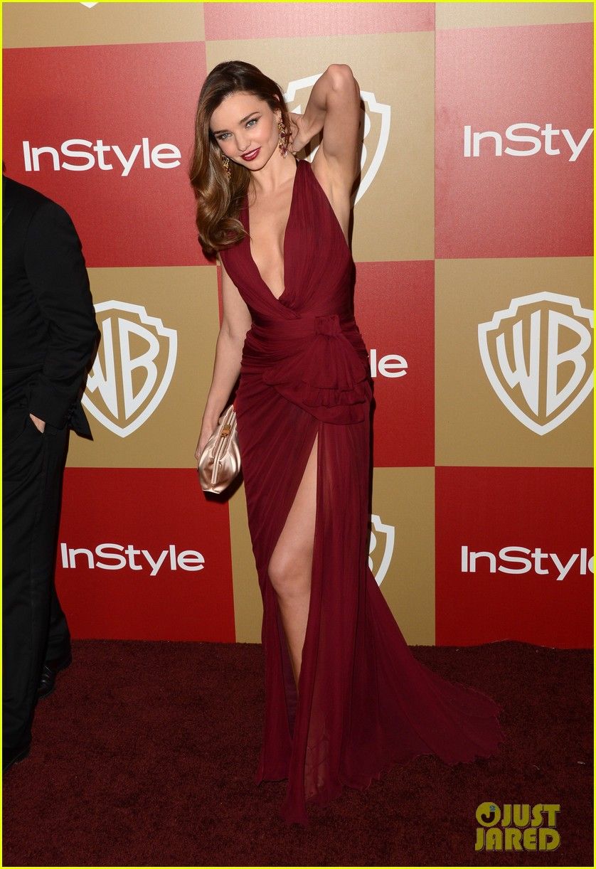 miranda kerr orlando bloom golden globes 2013 after party 08