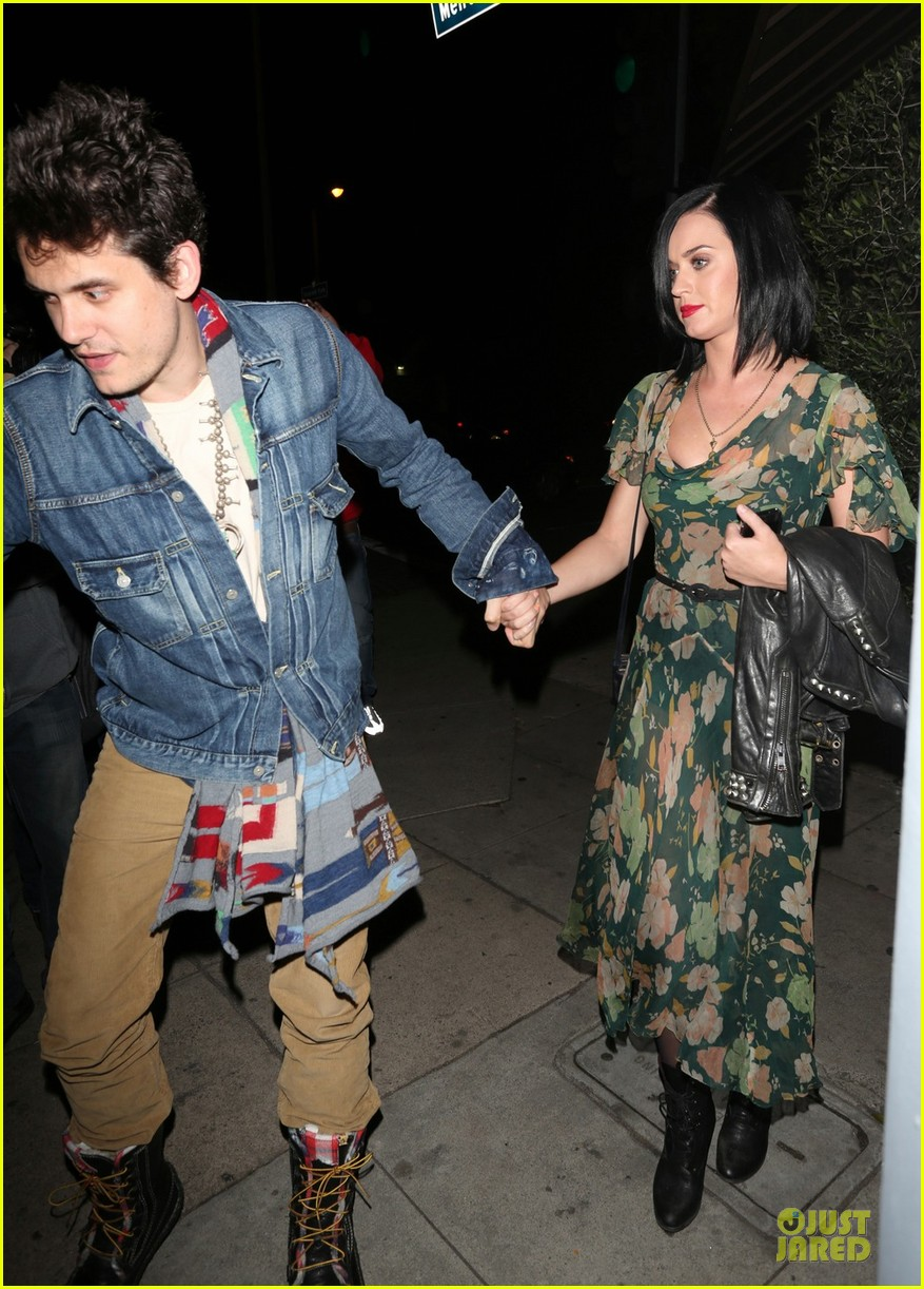 katy perry& john mayer osteria mozza dinner date 012785090
