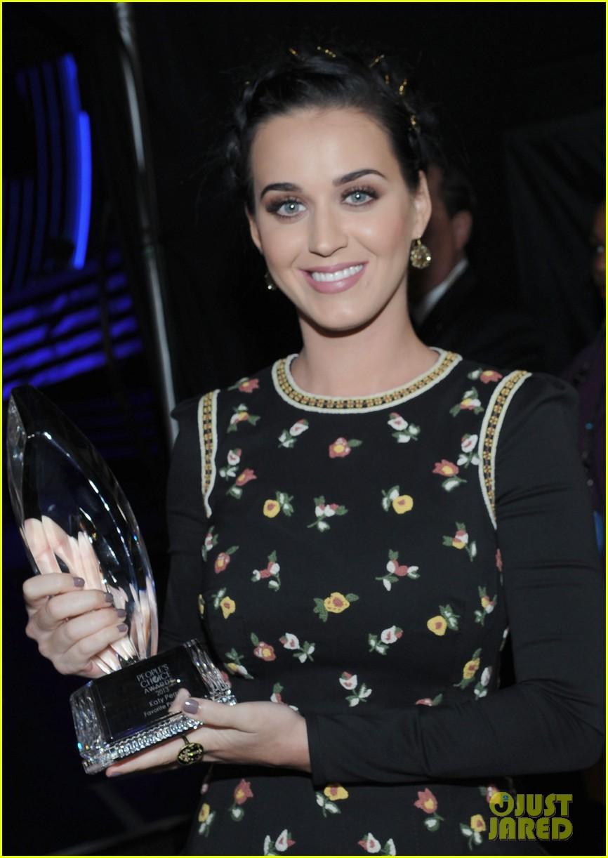 katy perry peoples choice awards 2013 winner 132787934