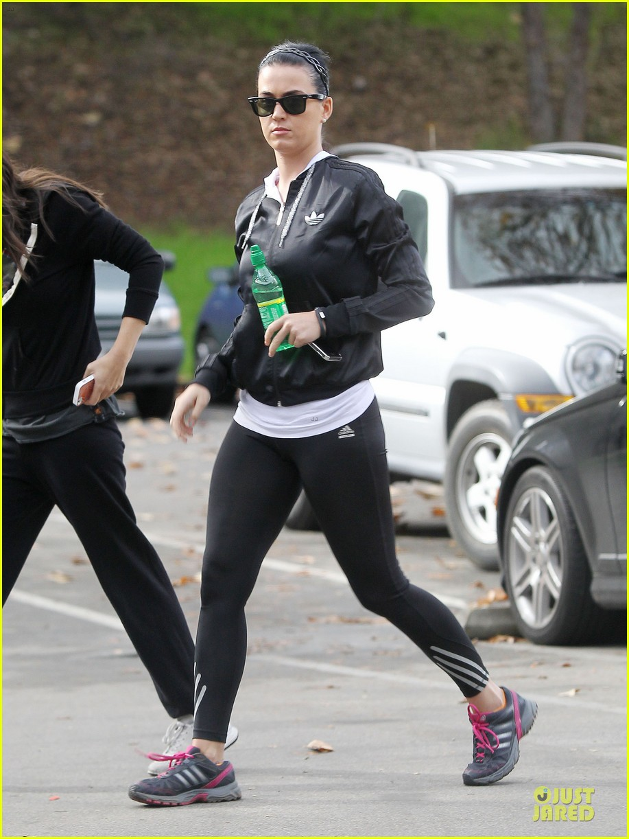 katy perry los angeles sunday workout 17