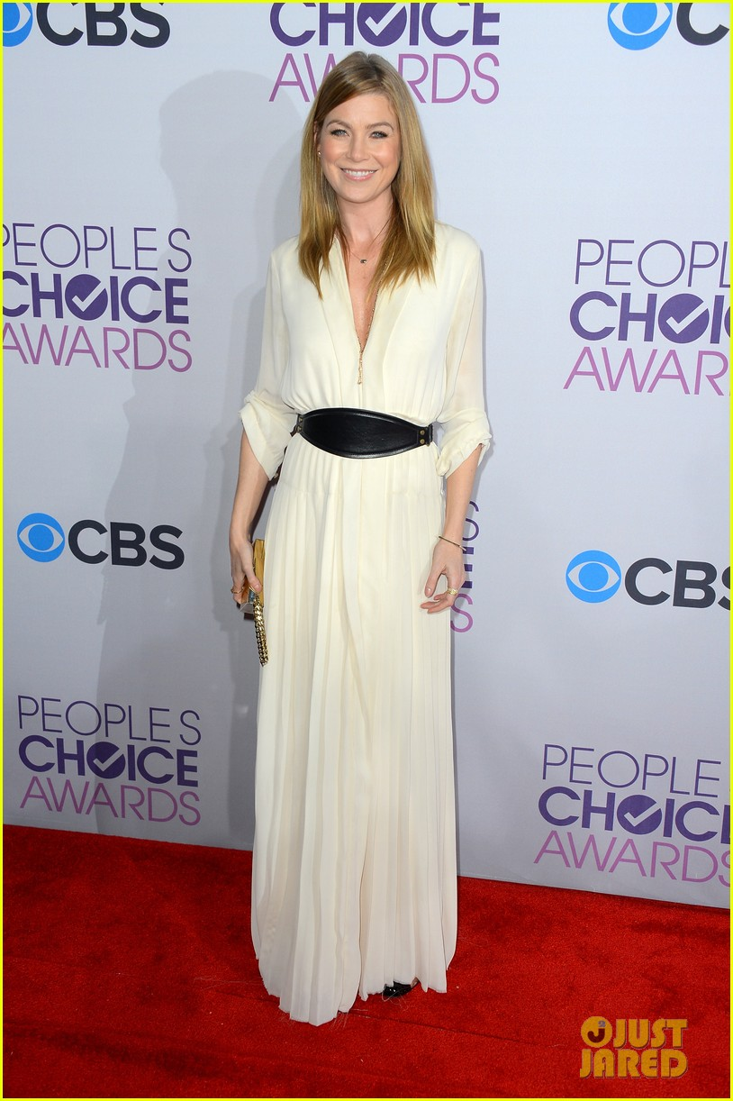 ellen pompeo jesse williams peoples choice awards 2013 012787869