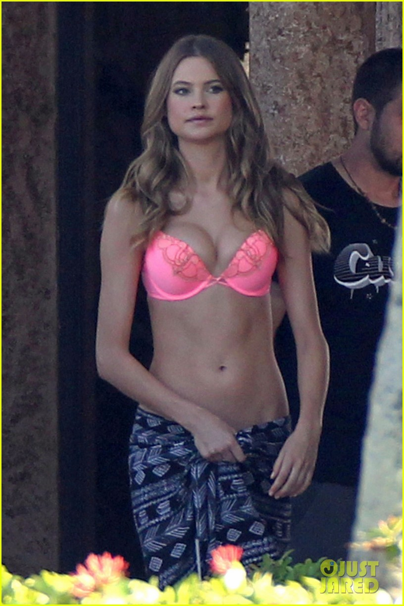 behati prinsloo victorias secret lingerie shoot in miami 05