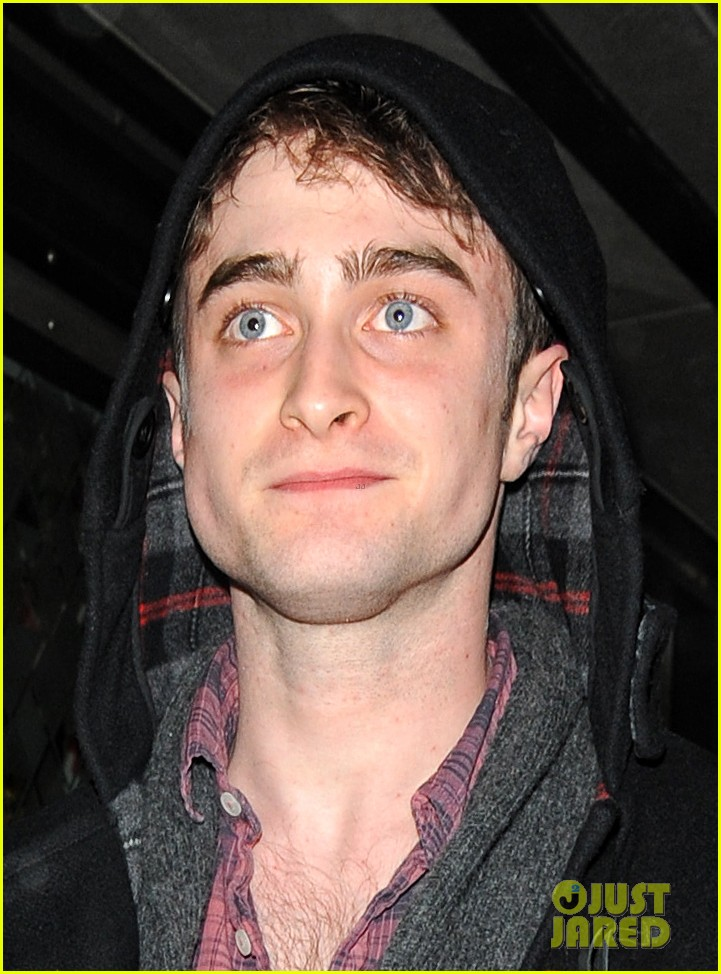 daniel radcliffe the ivy london 092789075