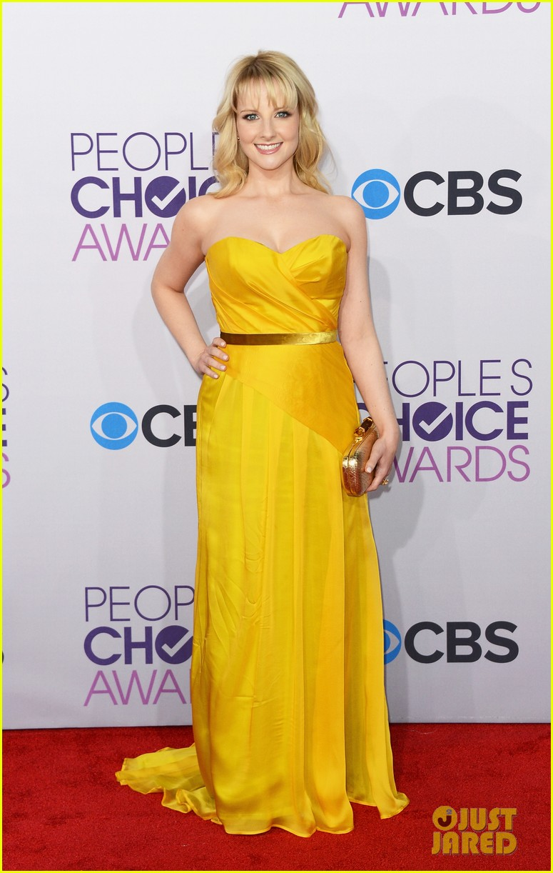 melissa rauch casey wilson peoples choice awards 2013 012787750