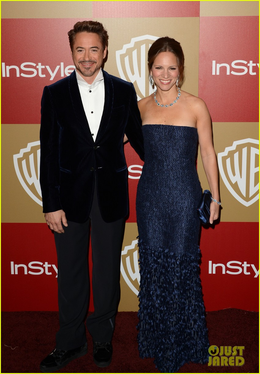 robert downey jr jeremy renner golden globes 2013 07
